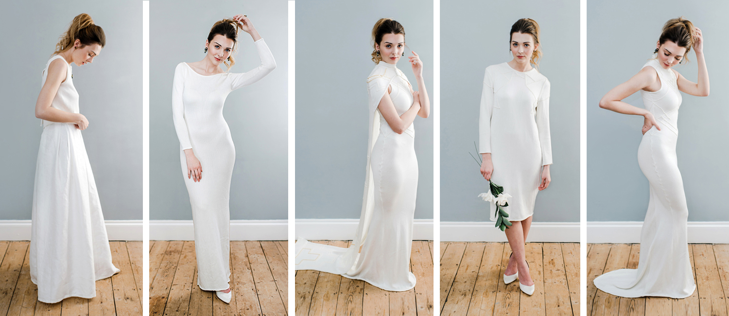 CoopCouture unique wedding dresses